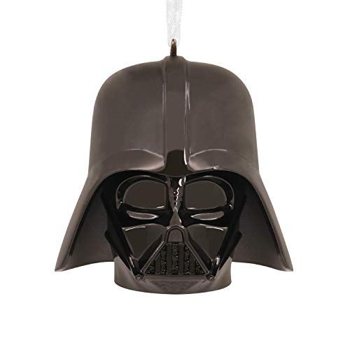Hallmark Christmas Ornament, Star Wars Darth Vader Helmet, Metal