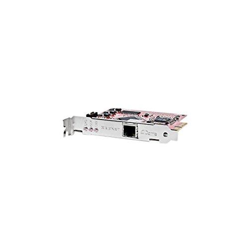 FOCUSRITE–Red Net PCIe Karte Card für Mac und PC 256Kanäle