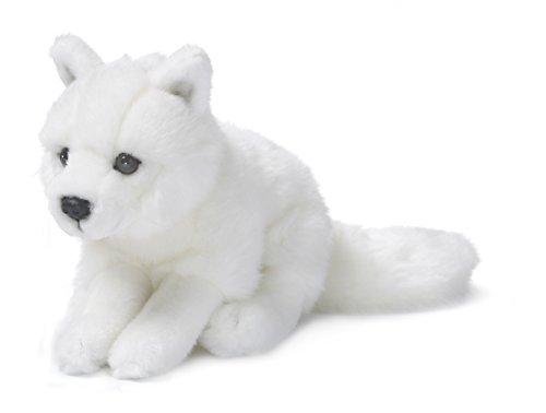 Mimex WWF00195 - Polarfuchs weich, 15 cm