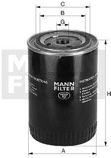 MANN W950/9 - Filtro de Óleo do Motor - Mann Filter