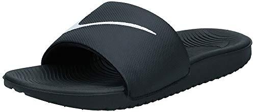 Nike Boys' Kawa Slide (GS/PS) Athletic Sandal, Volt, 6 M US Big Kid