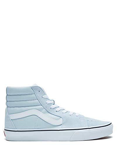 Vans Sk8 Hi Zapatillas Moda Hombres Azul - 43 - Zapatillas Altas Shoes