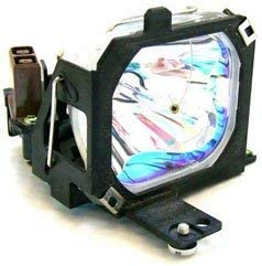 Replacement for Epson Elplp6 Lamp & Housing Projector Tv Lamp Bulb by Technical Precision