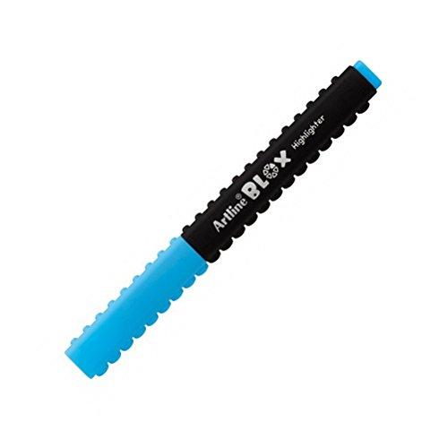 シヤチハタ BLOX 蛍光マーカー ブルー KTX-600-B