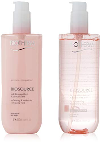 Biotherm Biosource Duo Set für trockene Haut 400ml + 400ml