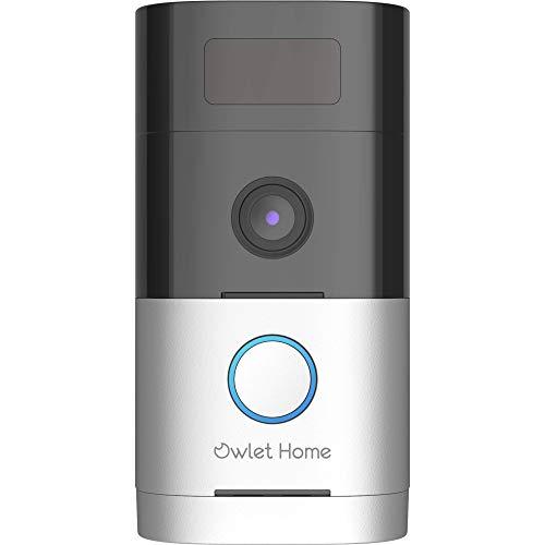 Owlet Home Wi-Fi Smart Video Doorbell