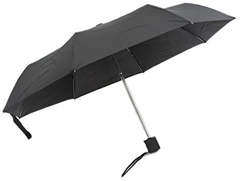 フルトン G819 007822 Open & Close-17 Black メンズ フラット 長方形 折りたたみ傘 ジャンプ傘 ワンタッチ...