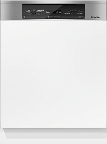 Miele G6840 SCi D ED230 2,0 clst Geschirrspüler Teilintegriert / A+++ / 189 kWh / 14 MGD / QuickPowerWash / Einfachste Kommunikation