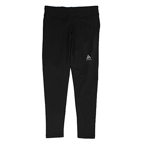 Odlo Tights Element Warm Trousers Femme Black FR: M (Taille Fabricant: M)