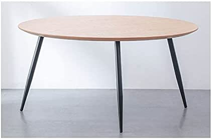Max 44% OFF ZXCVBNM Dining Table Round Selling and selling Office Conference Small f