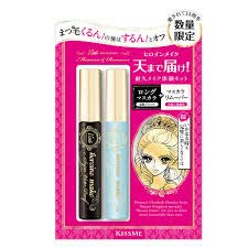 Heroine Make Long and Curl Mascara and Speedy Mascara Remover from Japan for Women
