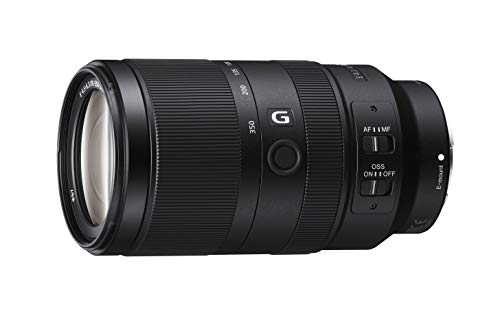 Sony Alpha 70-350mm F4.5-6.3 G OSS Super-Telephoto APS-C Lens