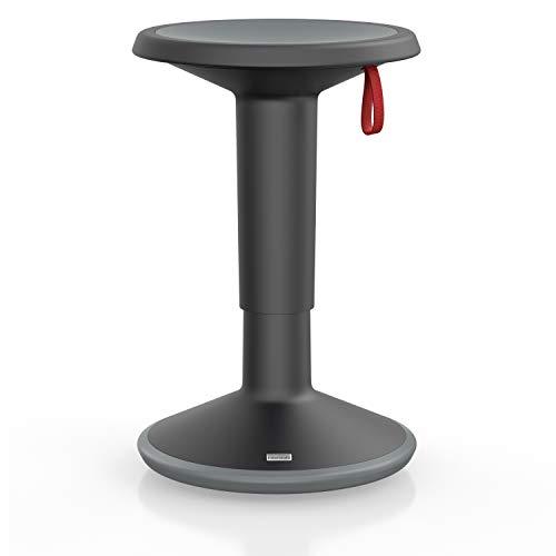 Interstuhl UPis1 - ergonomischer Sitzhocker mit Schwingeffekt – Premium Hocker...