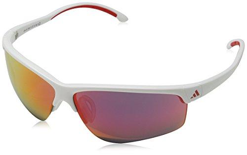 adidas Eyewear Herren Adivista Sonnenbrille, weiß, One Size