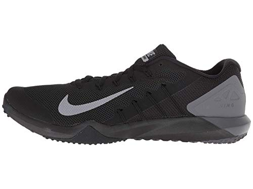 Nike Retaliation Trainer 2 Men's Training Shoe, Black/MTLC Cool Grey-Anthracite, 11 M US