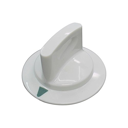 MAYITOP Dryer D-Shaft WE1M652 For GE Timer Control Knob also fits Hotpoint AP3995164 PS1482196, AH1482196, EA1482196