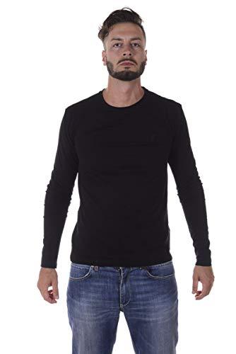 Versace Collection - Herren-T-Shirt V800491VJ00180 SCHWARZ S