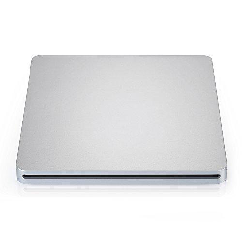 『Patech USB2.0ポータブルCD RWドライブ スロット設計 Apple Mac Book Air Pro/windows 対応』の2枚目の画像