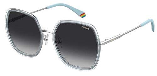 Polaroid Gafas de sol PLD 6153 MVU WJ azul lentes polarizadas