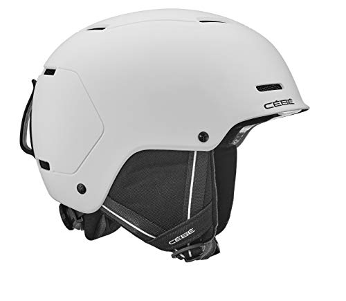 Cébé Kids Skihelm Bow White Unisex Kids 48-51 cm