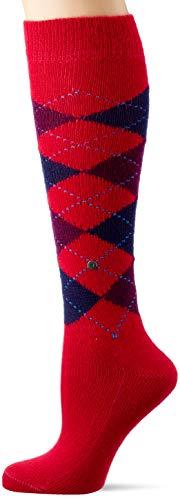Burlington Damen Hitby KH Socken, Magenta, 36