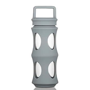 Best shatterproof glass water bottle Reviews