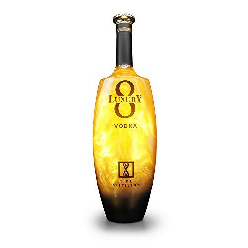 LUXURY8® Gold Vodka 42% (0,7 Liter)