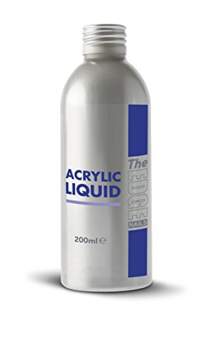 Acrylic Liquid Monomer 200ml Acrylic Nails The Edge