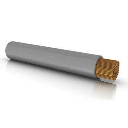 CAVO SINGOLO 1 CORE BLACK CAMPO ELETTRICO 1,5 mm 20 meters