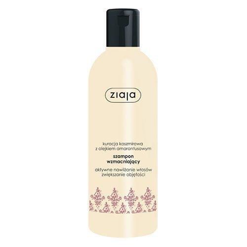 ZIAJA Kashmir-Behandlung mit Amaranth-Öl, stärkendes Shampoo für Ihre Haare, 300 ml, 00293