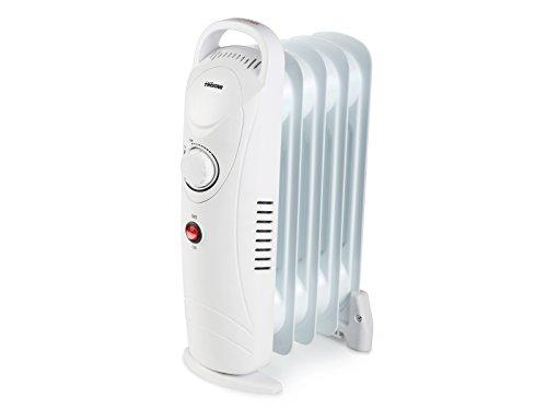 Radiateur à bain D'huile Électrique 500 W, Tristar KA-5103