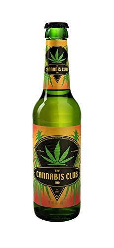 The Cannabis Club Sud Hemp Beer 33cl