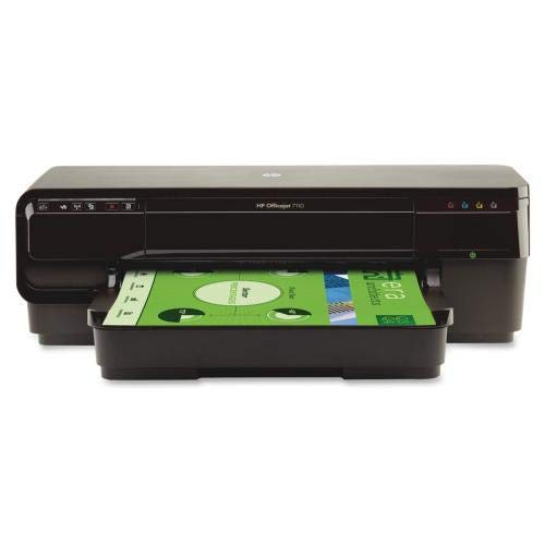 IMPRESORA HP OFFICEJET 7110 (A3) USB-RED