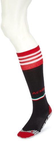 adidas–Calzettoni da Uomo AC Milan Home Socks, Uomo, Stutzen AC Milan Home Socks, Black/ACM Red