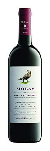 【チェリーの香りがする、イタリアの地ブドウを使った珍しい赤ワイン】モーラス・モニカ・ディ・サルデーニ...