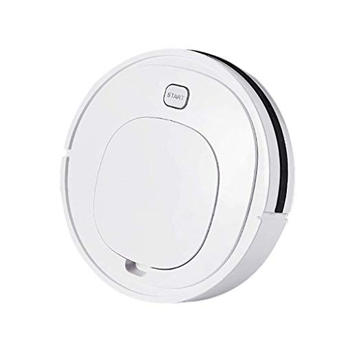 %10 OFF! Robot Vacuum, Automatic Robotic Vacuum Cleaner Small Body,Self-Charging,Powerful Suction,Hi...