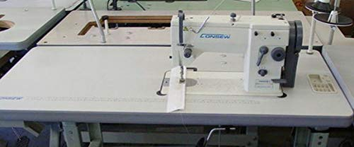 Consew high speed zigzag and straight stich industrial sewing machine 20U