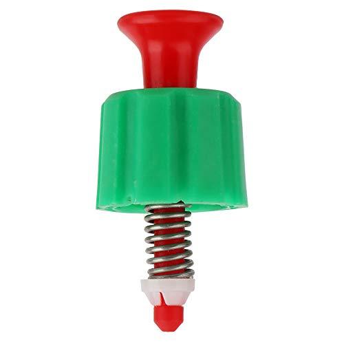 Pangdingk Válvula de Seguridad, para válvula de Alivio de presión de pulverizador Tipo Mochila de 3l / 5l / 8l, válvula de Seguridad de Hombro, Granjas de PP para huertos de balcón de vivero