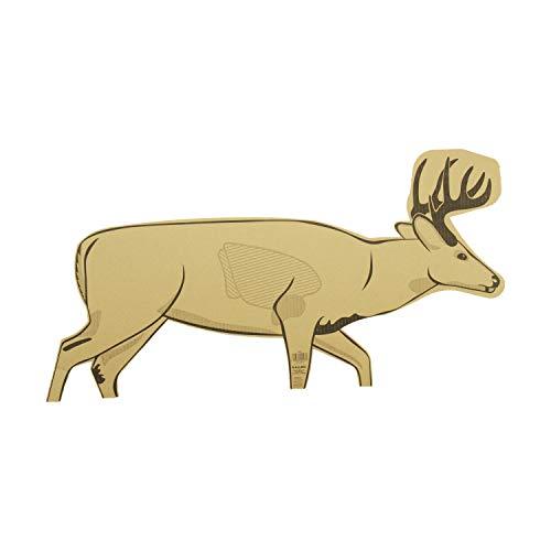 Allen Company Cardboard Deer Target, Life Size with Organ...