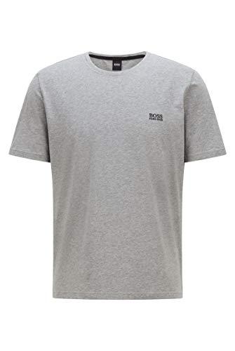 BOSS Mix & Match T-Shirt R Camiseta, Gris (Medium Grey 033), Large...