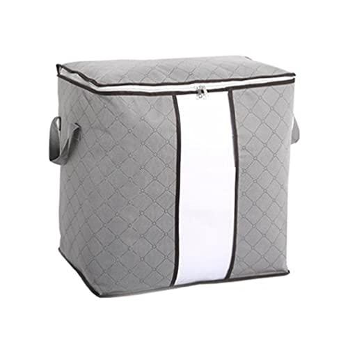 Diseño de bolsa de almacenamiento ecológico y no tóxico con borde liso Inofensivo para las personas Protege en todos aspectos Bolsas de almacenamiento con organizador de cremallera para ropa de