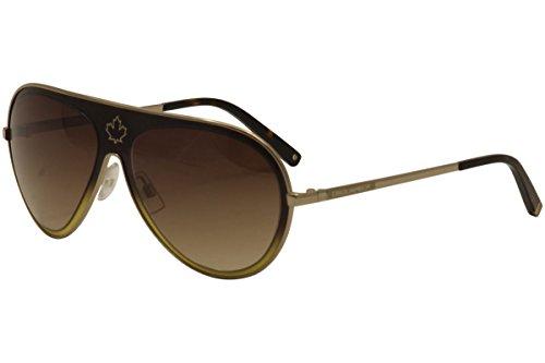 DSquared 2 Unisex Sonnenbrille DQ 0104/S 50F