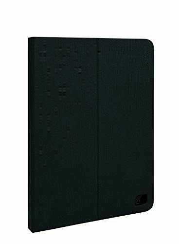 New iHome Omni Bluetooth Keyboard Case - Black Protection Folio Cover for Apple iPad Air 1/2