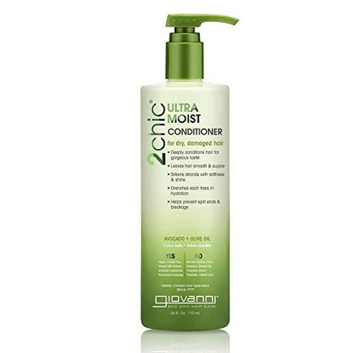GIOVANNI - 2Chic Ultra Moist Avocado & Olive Oil Conditioner - 24 fl. oz. (710 ml)