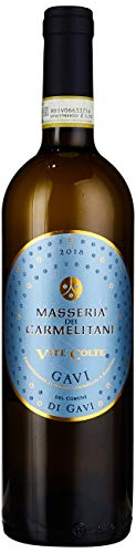 Terre da Vino Gavi di Gavi Masseria dei Carmelitani 2016/2017 (1 x 0.75 l)