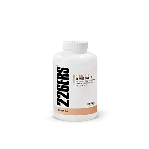 226ERS Omega 3 Fish Oil 1000mg Capsule - 120 Capsules