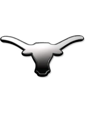 Texas Longhorns Chrome Car Emblem
