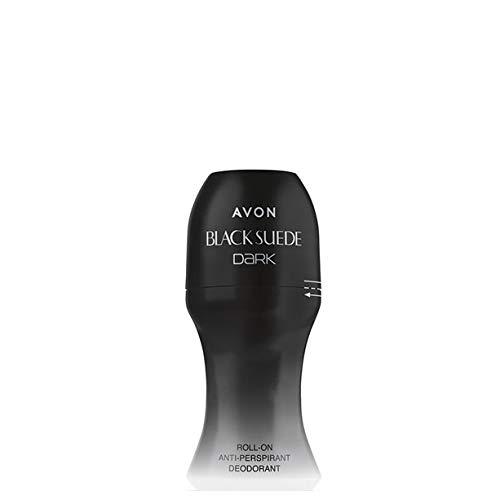 KnBo Avon Black Suede Dark - Desodorante para hombre