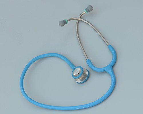 Pediatric Size Diagnostic Stethoscope by KilaLabs KL-330 -SkyBlue