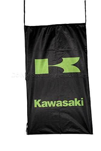 Cyn Flags Kawasaki VERTIKAL Fahne Flagge 150 X 90 cm - 5 X 3 ft